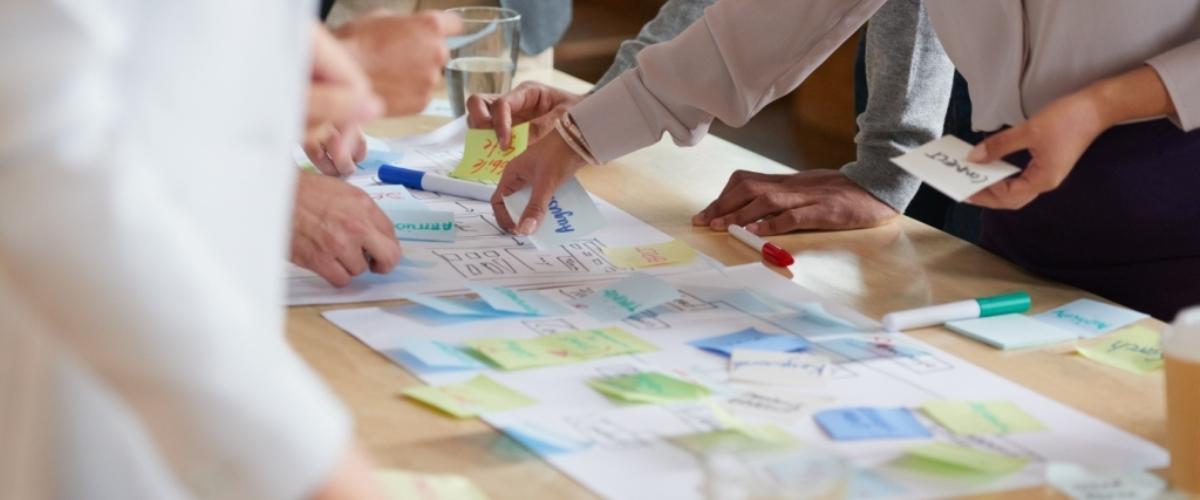 Positionierung und strategische Kommunikationsbausteine
