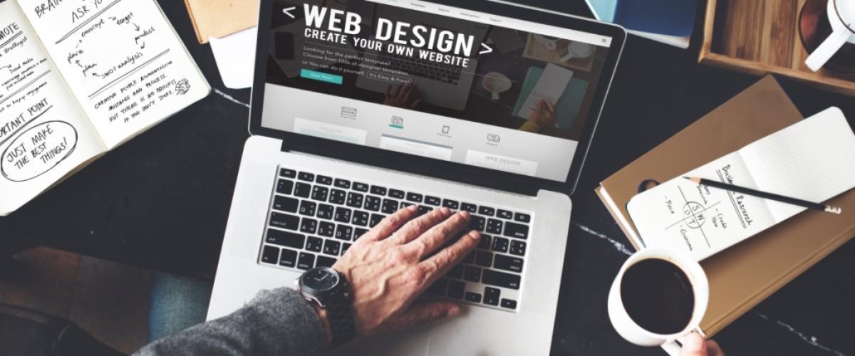 Firmenwebseite planen und erstellen