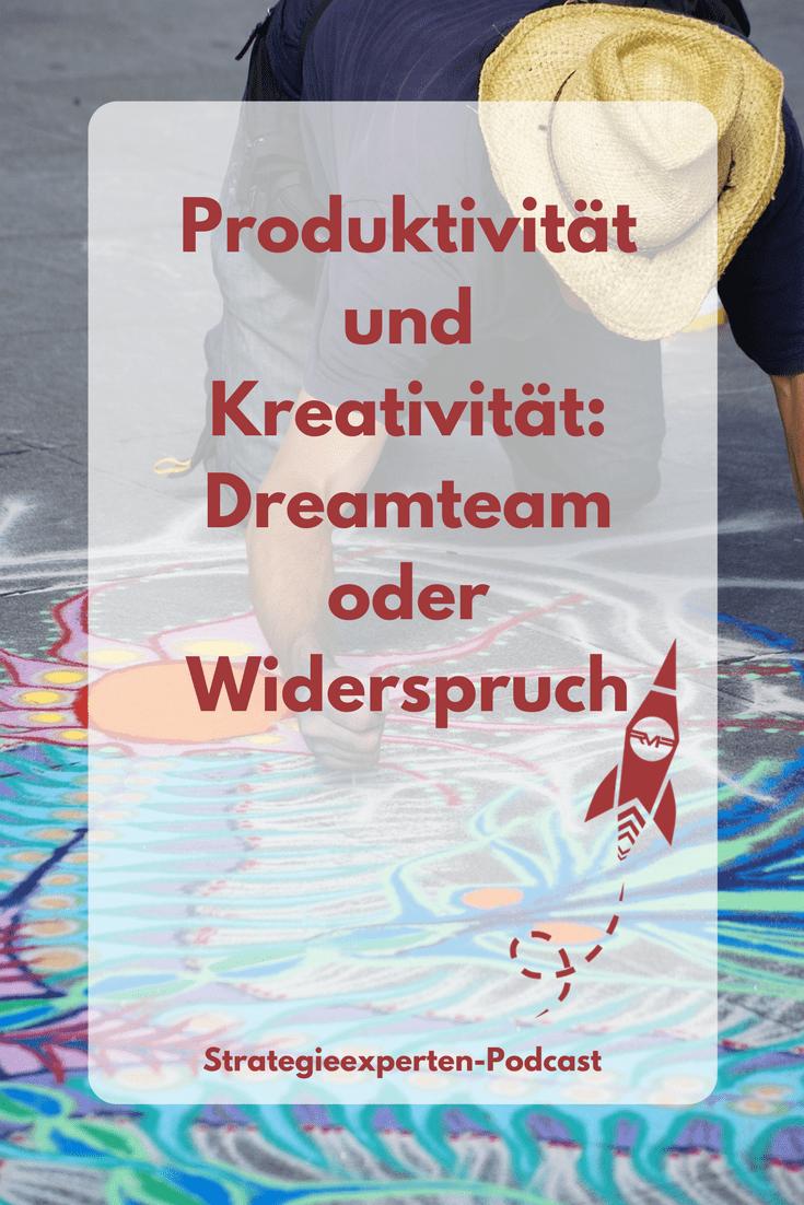Produktivität und Kreativität - Widerspruch oder Dreamteam?