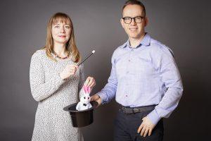 Dagmar und Oliver Recklies Entzauberung Marketingtricks