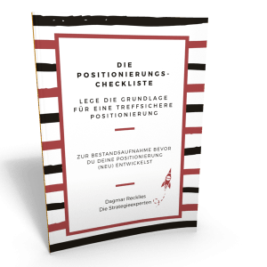 Die Positionierungs-Checkliste