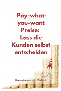 Pay-what-you-Want-Preise