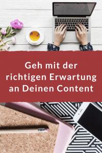 Contentmarketing: Das kann Dein Content für Dich leisten